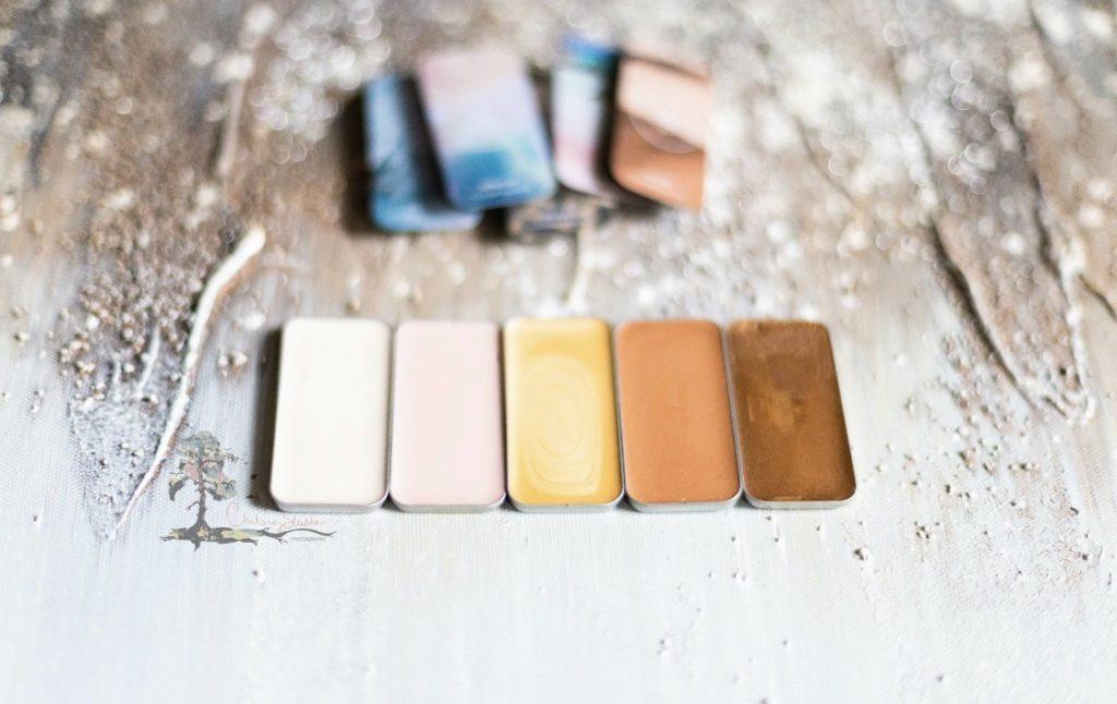 Maskcara Beauty iiiD foundation illuminators.