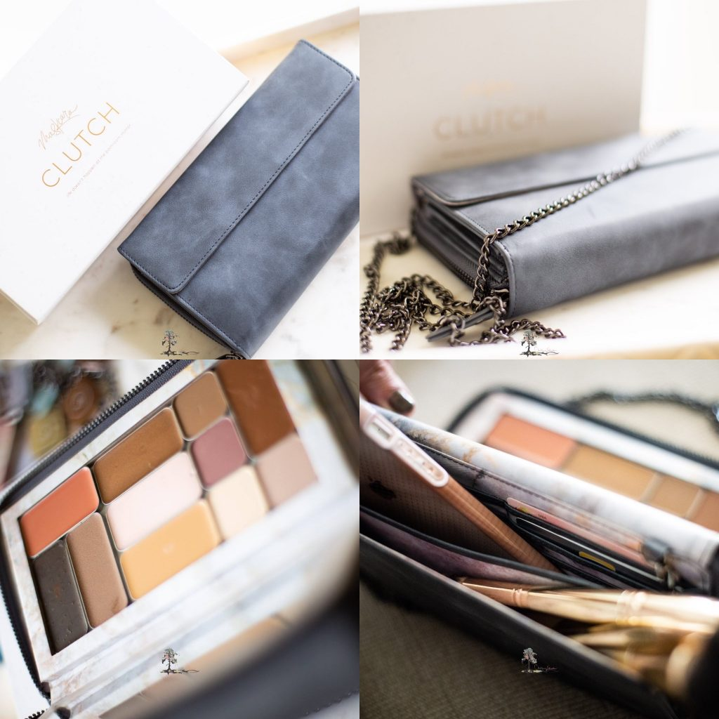 Clutch featured by Top US beauty blogger, Kelly Snider.
