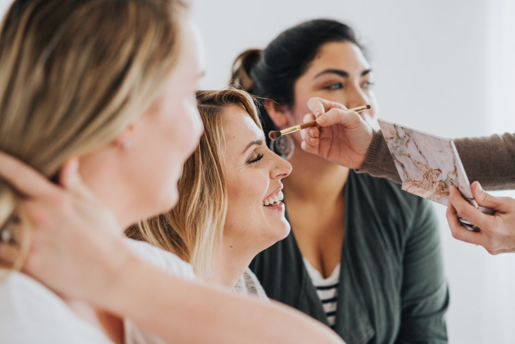 How to join the Maskcara Beauty Artist Program, info featured by top US beauty blogger and Maskcara artist, Kelly Snider; image of Maskcara Beauty makeover.