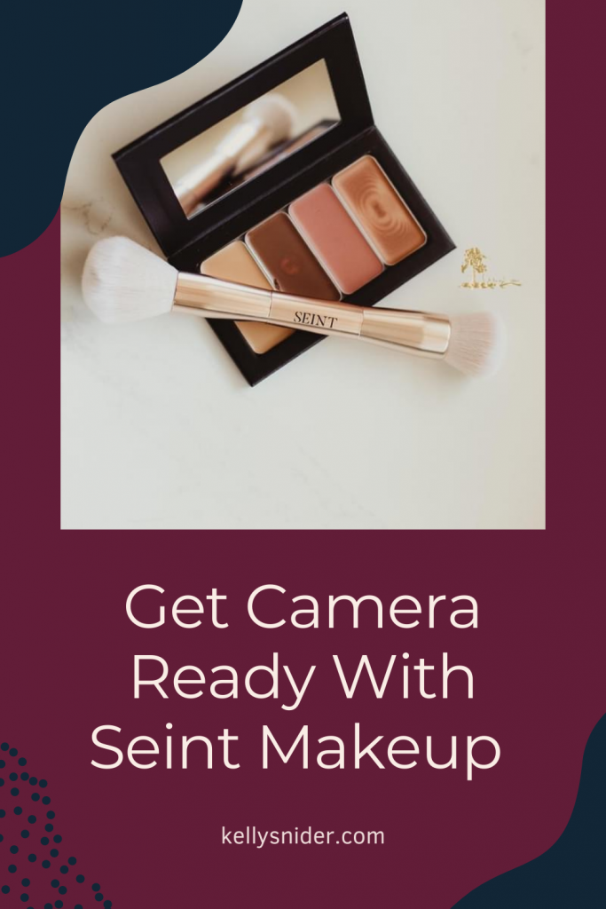Get Camera Ready with Seint Makeup kellysnider.com