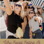 Why Social Selling is Perfect for Career Women www.kellysnider.com