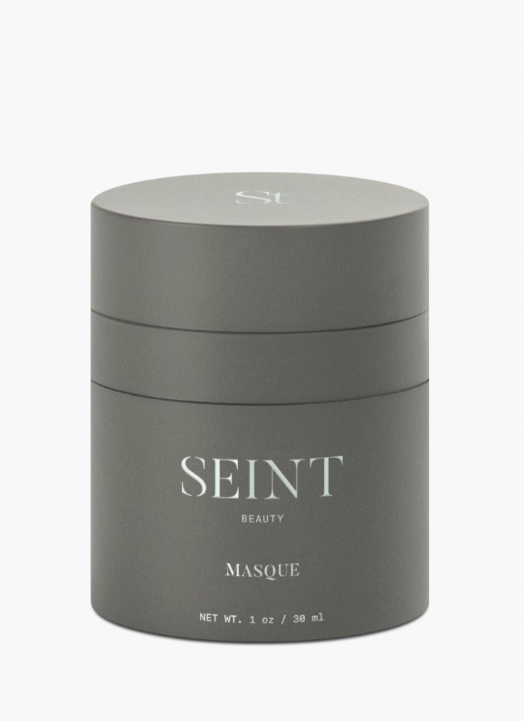 Seint's Masque is perfecting for exfoliating your skin. www.kellysnider.com