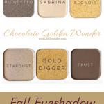 Fall Eyeshadow Looks You'll Love www.kellysnider.com