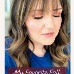My Favorite Fall Eyeshadow Looks www.kellysnider.com