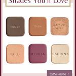 Fall Eyeshadow Shades You'll Love www.kellysnider.com