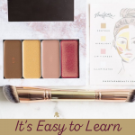 It's easy to learn how to contour with Seint's iiiD foundation www.kellysnider.com